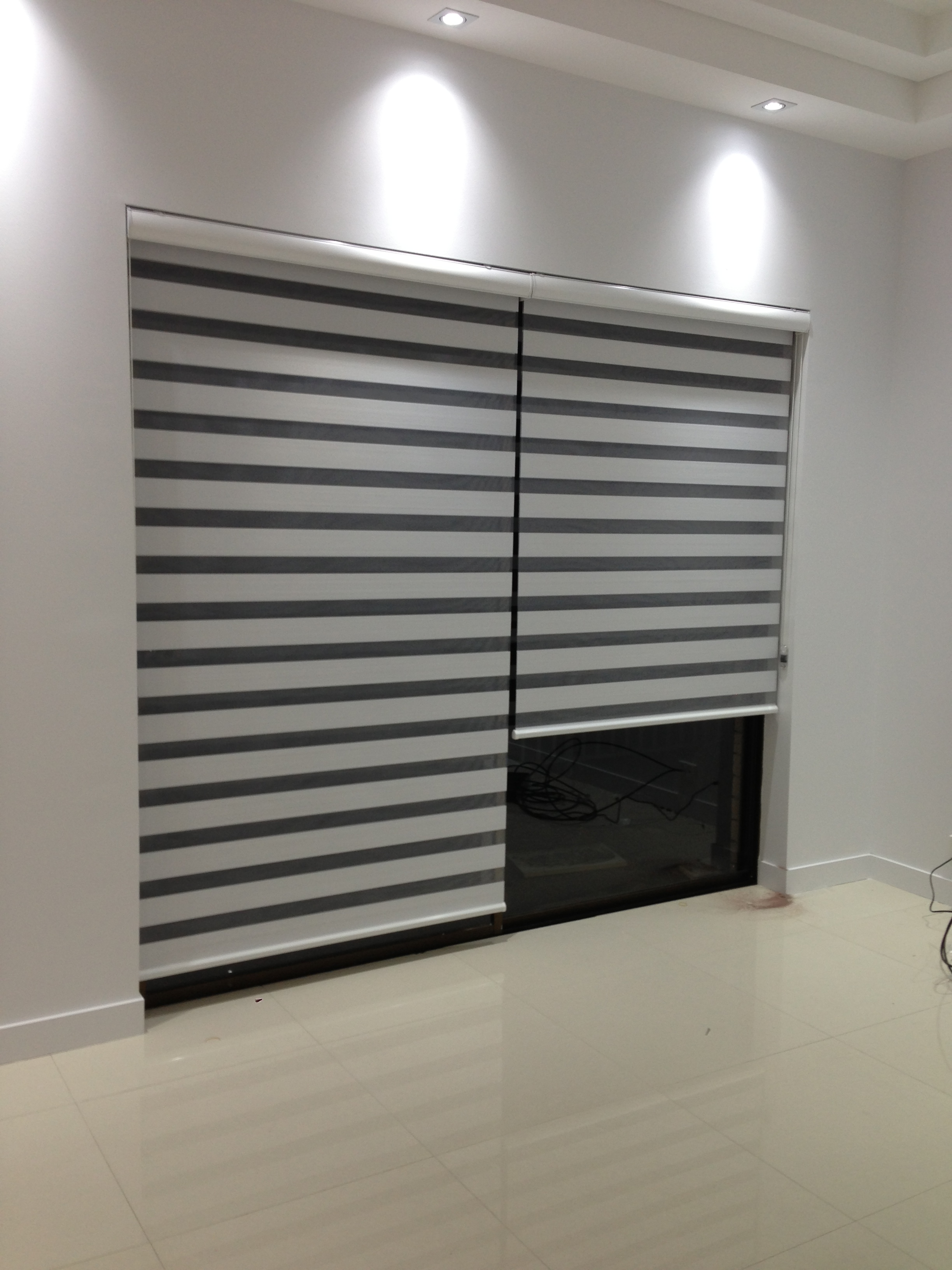 Double Roll Shade - Sun Blinds & Screens in Sydney